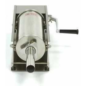 Poussoir à saucisse manuel horizontal 5L inox