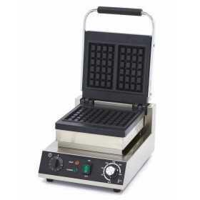 Gaufrier électrique professionnel simple grill