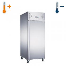 Armoire réfrigérée Gastro GN 2/1 650L