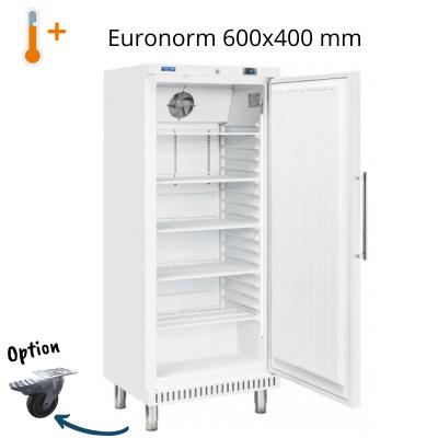 Armoire réfrigérée pâtissière blanche 500L 600 X 400 mm