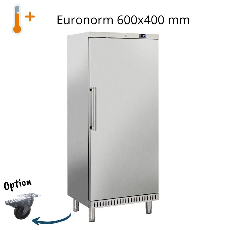 Armoire réfrigérée pâtissière 500L 600 X 400 mm Inox