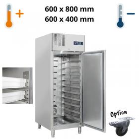 Armoire réfrigérée ou de congélation pâtissière statique 800L