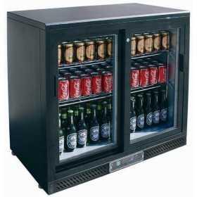Arrière bar réfrigéré compact
