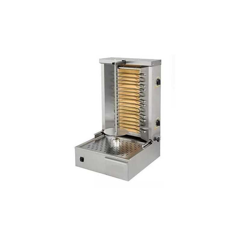 Doner kebab électrique 22-25 Kg