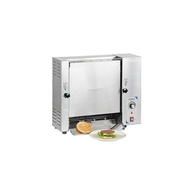 Toaster convoyeur vertical pour burger Casselin