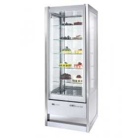 Vitrine panoramique Cristal Tower ISA 925 RS TB/TN