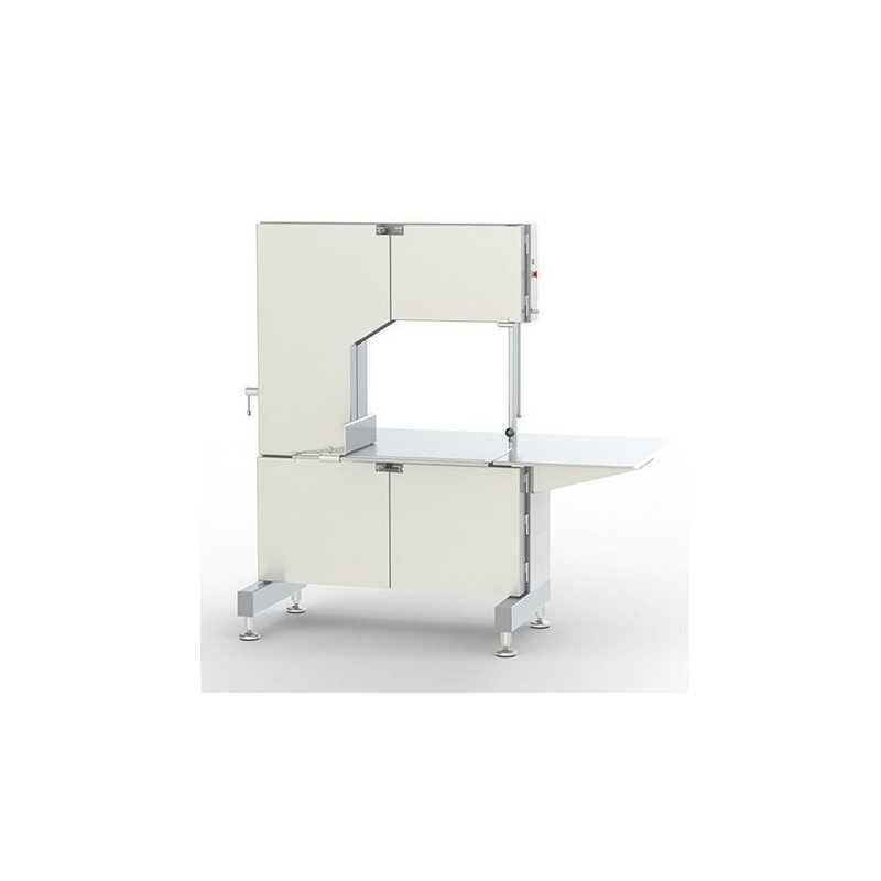 Scie à os professionnelle table fixe MEDOC STL-800 CE