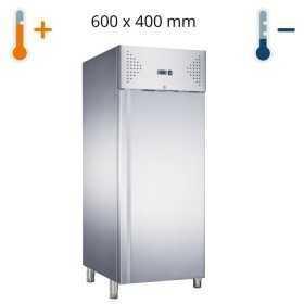 Armoire réfrigérée ou de congélation 650L pâtissière 600x400 mm