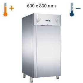Armoire réfrigérée ou de congélation 737L pâtissière 600x800 mm