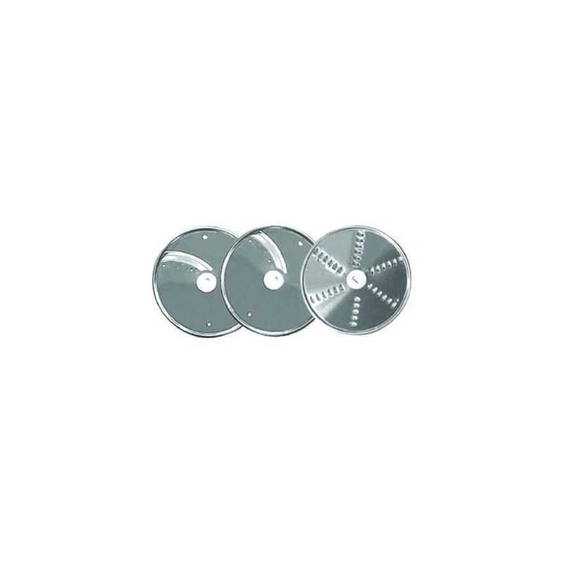 Pack Snack 3 disques inox réf 653535