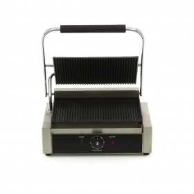 Contact grill professionnel