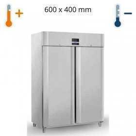 Armoire réfrigérée pâtissière 2 portes 1400L
