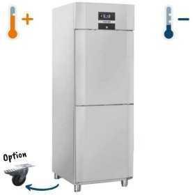 Armoire réfrigérée ou de congélation GN 2/1 double portillons