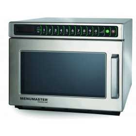 FOUR MICRO-ONDES TOUCHE DIGITALE 1400W INOX 17L