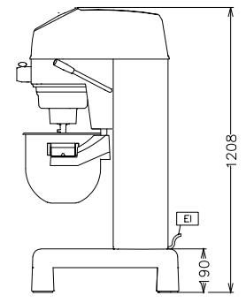batteur mélangeur